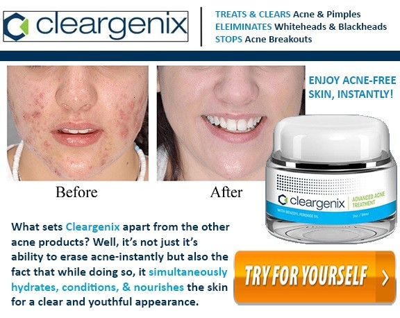 cleargenix acne treatment