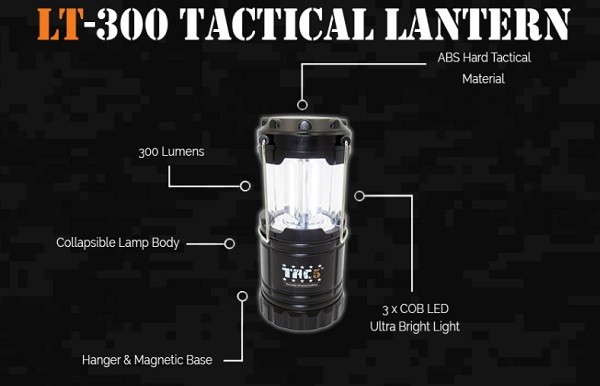 LT300 Tacticle Lantern