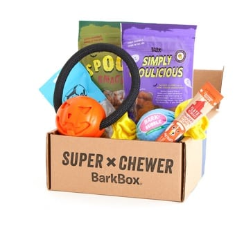 super chewer bark box