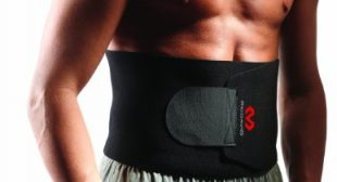 McDavid Waist Trimmer Belt, Waist Trainer for Men, Promotes SWEAT & WEIGHT LOSS in Mid-Section, Sold as Single unit