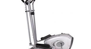 Sunny Health & Fitness SF-E3607 Magnetic Elliptical Trainer