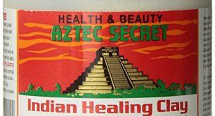 Aztec Secret – Indian Healing Clay – 1 lb.   Deep Pore Cleansing Facial & Healing Body Mask   The Original 100% Natural Calcium Bentonite Clay