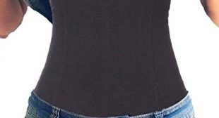 FUT Waist Trainer Corset for Weight Loss Tummy Control Body Shaper Waist Cincher Shapewear