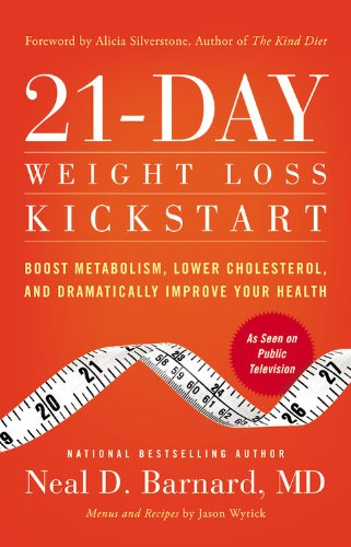 21-Day Weight Loss Kickstart: Boost Metabolism, Lower Cholesterol
