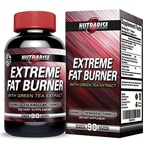 Extreme Thermogenic Fat Burner Weight Loss Diet Pills For -6781