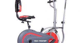 Body Flex Sports BRT5118 Body Flex Body Power Trio 3 in 1 Trainer