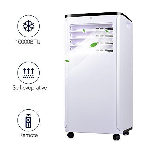 Portable Air Conditioner Quiet Cold Air Conditioner W