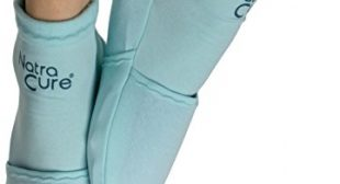 NatraCure Cold Therapy Socks – Gel Ice treatment for feet, heels, swelling, arch pain