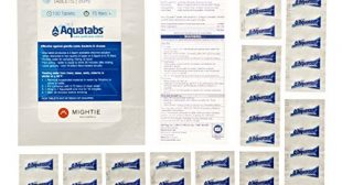 100 Pack – World's #1 Water Purification Tablets – Aquatabs