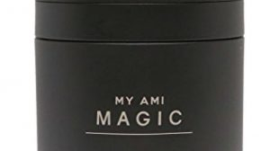 Magic Hair Dressing – Hair building fibers hair loss concealer.NEW on Amazon USA, Best Seller in Korea – Natural Black