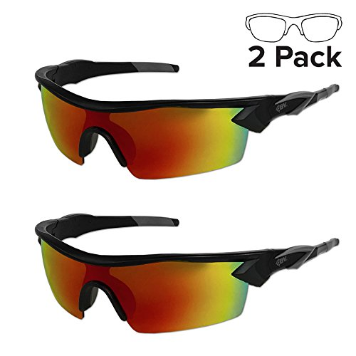 Battle Vision HD Polarized Sunglasses by Atomic Beam UV Protection