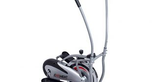 EFITMENT Flywheel Elliptical Machine Cross Trainer – E018