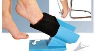 Kinsman Enterprises 32035 Easy-On/Easy-Off Sock Aid Kit, Blue