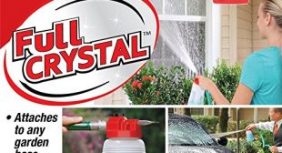 Fuller Brush Crystal Window and All Purpose Cleaner sparkle BEST way to take care of your outdoor cleaning tasks!!