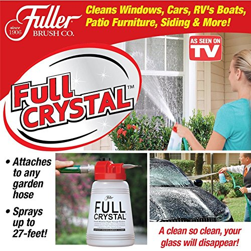 Fuller Brush Crystal Window All Purpose Cleaner Best Way