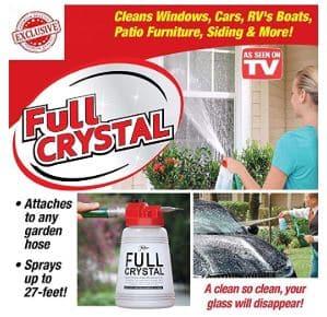 full crystals