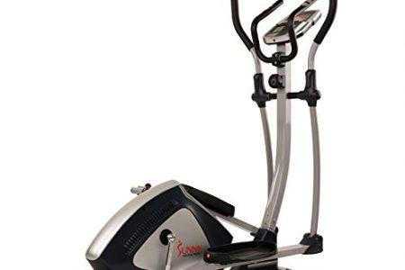 Sunny Health & Fitness SF-E3804 Magnetic Elliptical Trainer Elliptical Machine