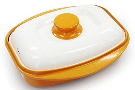 Range Mate Nonstick Grill Pan for Microwave Cooking
