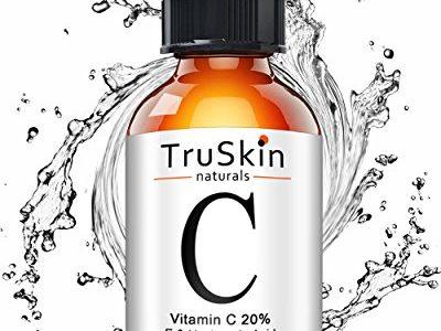 TruSkin Naturals Vitamin C Serum for Face, Topical Facial Serum