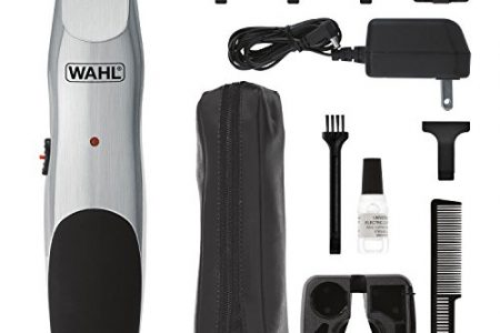 Wahl Clipper Groomsman Cord/Cordless Beard Trimmers for Men