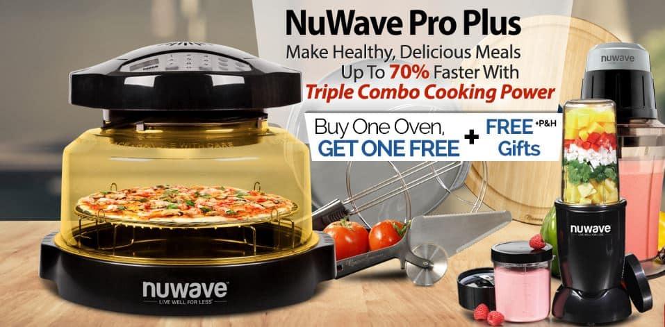 Nuwave Pro Plus