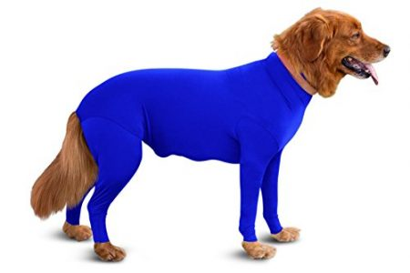 Shed Defender - Dog Onesie - Contains the shedding of dog hair, reduce anxiety