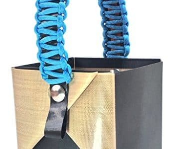 Baby Bear Blue 32oz Folding Lightweight Cook Pot