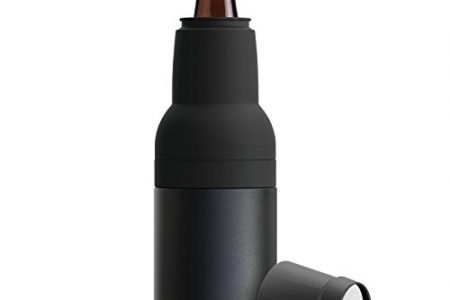 Asobu Frosty Beer 2 Go Vacuum Insulated Stainless Steel Beer Bottle and Can Cooler