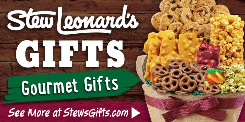 Stew Leonard's is one of the world's most renowned gourmet food stores. Stew Leonard's offers fresh and delicious gift baskets for delivery across the United States. Our gift baskets come in a variety of sizes, beautifully presented and are sure to make just the right impression.