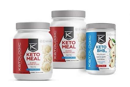 KetoLogic Keto 30 30-Day Bundle