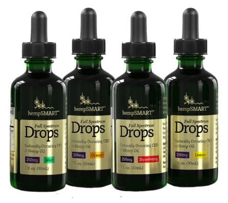 full spectrum hemp oil drops