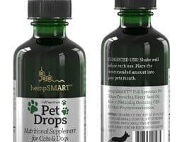 order hempsmart cbd pet drops