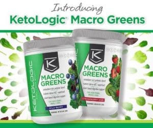 ketologic macro greens