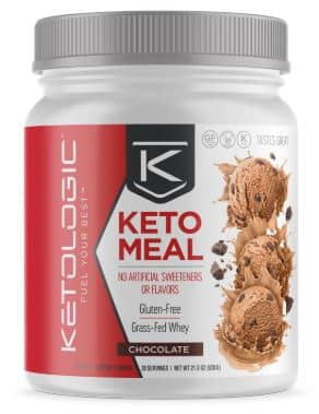 keto meal - meal replacement shakes