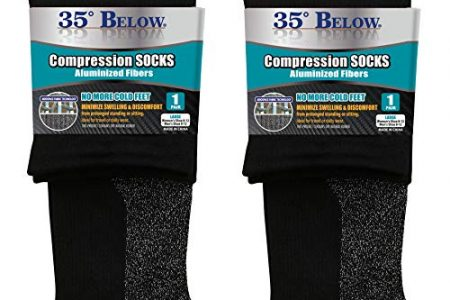 35 Below Compression Socks Compression & Warming Socks