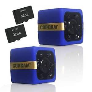 Atomic Beam Cop Cam Mini Security Camera - Wireless Security Camera