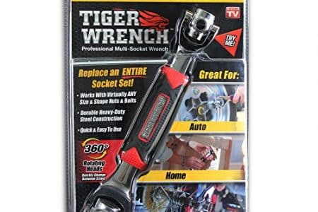 Tiger Wrench 48 Tools In One Socket
