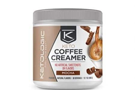 KetoLogic MCT Oil Powder: Keto Coffee Creamer
