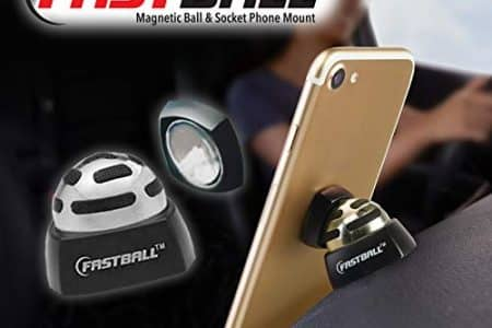 Fastball Magnetic Car Cell Phone Holder