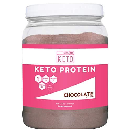 Chocolate Keto Protein