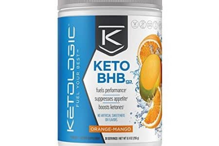 KetoLogic BHB Keto Supplement Suppresses Appetite / Increases Energy / Low Carb / Electrolytes /