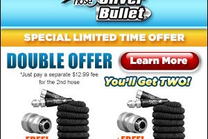 new pocket hose silver bullet