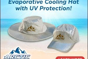 cooling arctic hat