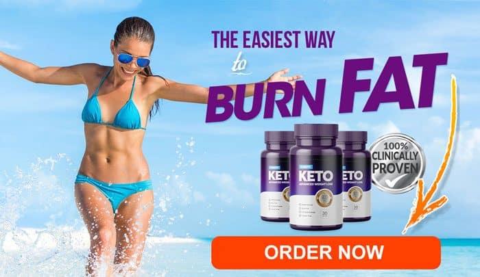 easiest way to burn fat