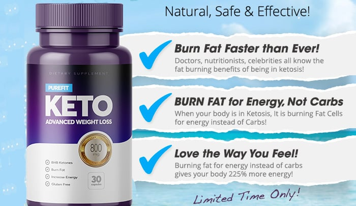 Purefit Keto Supplement