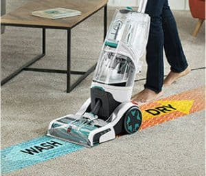 hoover automatic carpet cleaner