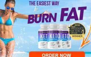 burn fat with keto