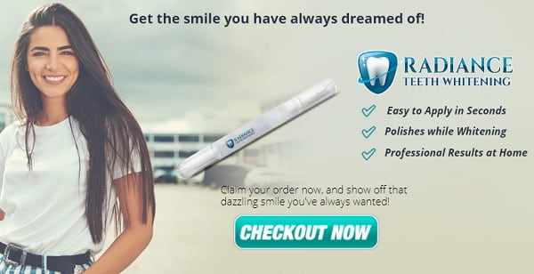 Radiance Teeth Whitening