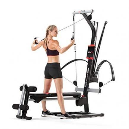 Bowflex PR1000 Home Gym with Rowing Machine