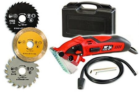 Rotorazer Compact Circular Saw Set - Versatile Use for DIY Projects